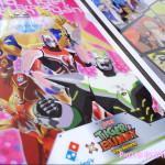 ドミノ・ピザ×TIGER & BUNNYスペシャルセット&コラボピザをゲットしてみた2014【スペシャルセット紹介編】