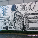 進撃の巨人展@上野の森美術館に行ってきました!