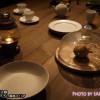 進撃の巨人展 1F描き下ろし展示エリア 進撃世界の食卓
