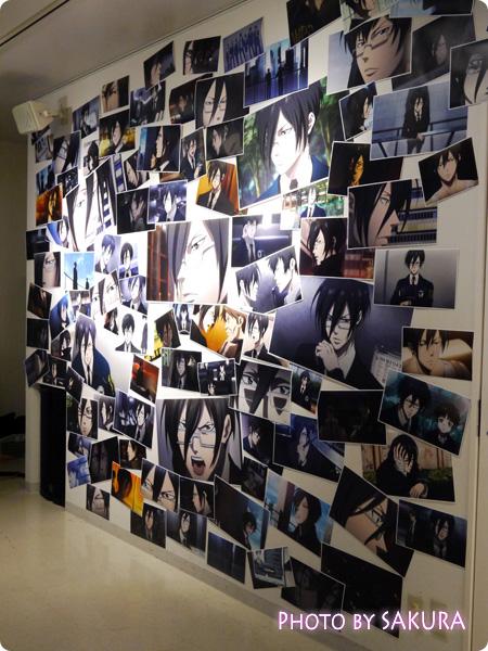 サイコパス×タワーレコード渋谷店 特別展示『GINNOCENT WORLD―宜野座伸元の世界―』 宜野座伸元 場面カット集
