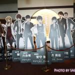 新宿バルト9でみた劇場版サイコパスの出演者サイン入り等身大パネル見てきた!