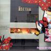 【伊勢丹新春祭】池田理代子「ベルサイユのばら」×「神々ご利益花札」オスカル