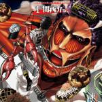 原作コミック『進撃の巨人17』限定版特典は「第1巻関西弁バージョン」&クリアしおり9種