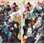 『刀剣乱舞 -ONLINE-』付録付スタートブック、コミックアンソロ、ノベルイラストアンソロが発売決定!