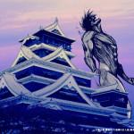 巨人が九州各地を襲う「進撃の巨人展WALL OITA」実物展示に兵長ハタキ!