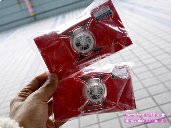 X JAPAN カラーチェンジ フラッシュリング グッズパッケージ