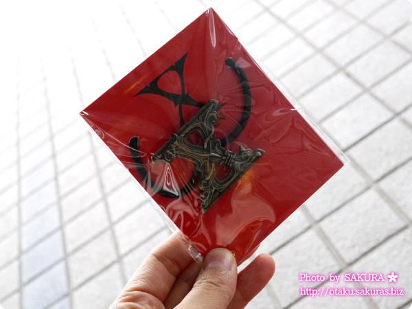 X JAPAN アンティークヘアチャーム グッズ ヘアゴム