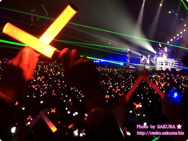 X JAPAN WORLD TOUR 2015-2016 IN JAPAN 横浜アリーナ 12/3  X