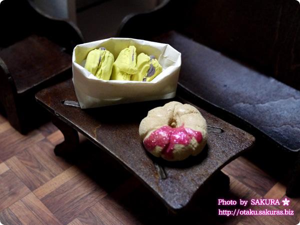 横浜DECOクレイクラフト cracoの作ったDECOクレイクラフトで出来たドーナツとタイ焼きセット
