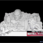 札幌雪まつりに超大型巨人雪像襲来「進撃の巨人展 SELECT WALL SAPPORO」限定前売り情報も