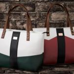 「TIGER & BUNNY」コラボトートバッグに虎徹モデル&バーナビーモデル予約開始