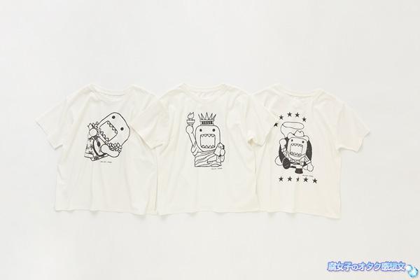 ニコアンドオリジナル「どーもくん」 Tシャツ 2,600円+税 その1