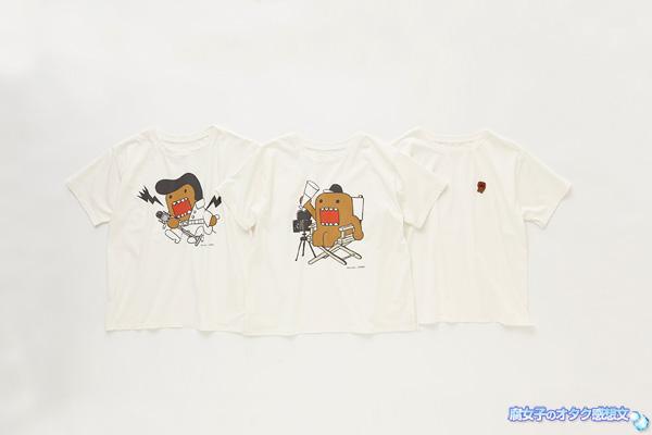 ニコアンドオリジナル「どーもくん」 Tシャツ 2,600円+税 その2