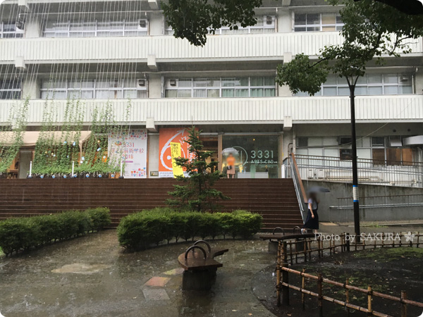 グッドスマイルカンパニー 15周年記念展示会 初日は土砂降りの雨と雷