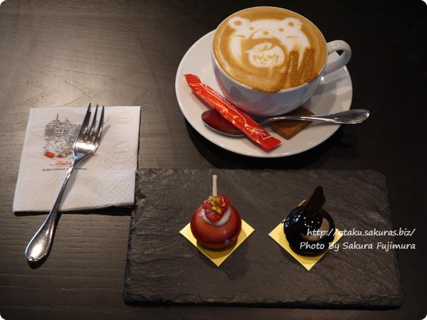 二子玉川カフェ&バー Mallorca(マヨルカ) おしゃれスイーツを食べてきた