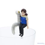 サンシャイン水族館×コップのフチ子コラボのカプセルトイ11月10日(木)発売