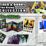 「TIGER & BUNNY」フレーム切手第二弾 「劇場版 TIGER & BUNNY -The Rising-」フレーム切手セット 内容