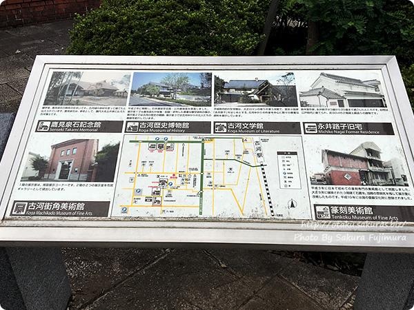 茨城県古河市には美術館・博物館がたくさん集中している