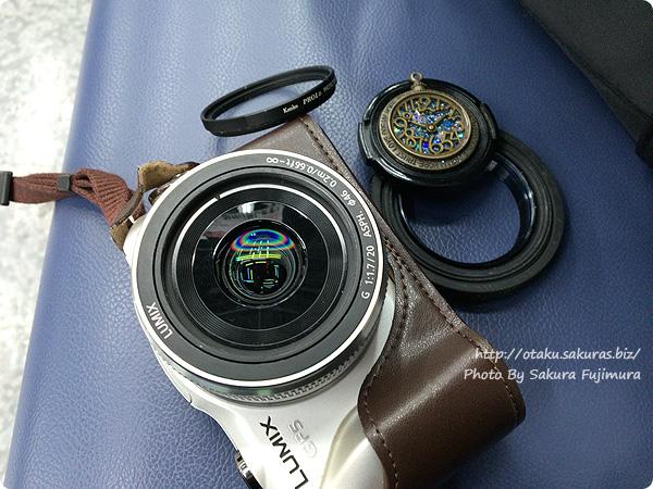 ミラーレンズ一眼のレンズプロテクターをヨドバシAkiba修理受付で外してもらいました