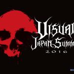 ヴィジュアル系フェス「VISUAL JAPAN SUMMIT 2016」X JAPANグッズ情報キタ!