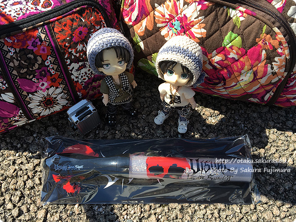 「VISUAL JAPAN SUMMIT 2016」買ったVJS2016公式ペンライトとオビツろいど