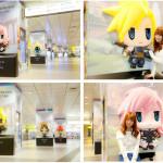 『ワールド オブ ファイナルファンタジー』プリメロサイズにデフォルメされて渋谷駅をジャック!体験版配信開始日決定