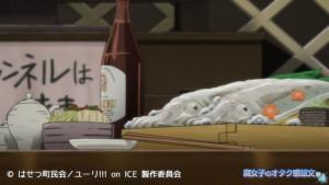 佐賀県サガプライズ!×アニメ『ユーリ!!! on ICE 』 イカ