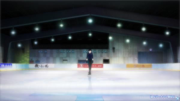 アニメ『ユーリ!!! on ICE 』「アイスキャッスルはせつ」イメージ画像その2
