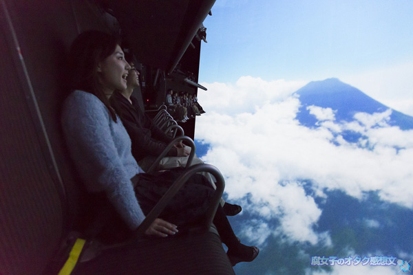 「進撃の巨人×富士急ハイランド」富士飛行社は「進撃の巨人」THE RIDE ~トロスト区奪還作戦~の相互上映あり