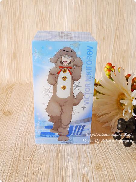 ユーリ!!! on ICE×マルイアネックスコラボ・アイスキャッスルはせつ出張所 プリントクッキーパッケージ ヴィクトル