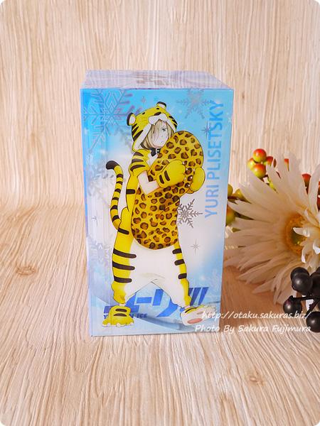 ユーリ!!! on ICE×マルイアネックスコラボ・アイスキャッスルはせつ出張所 プリントクッキーパッケージ ユリオ