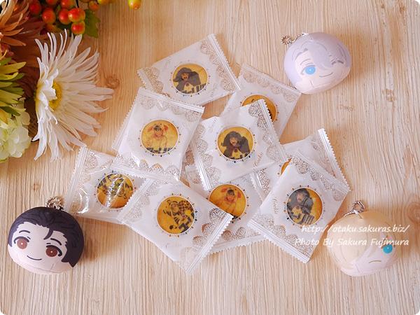 ユーリ!!! on ICE×マルイアネックスコラボ・アイスキャッスルはせつ出張所 プリントクッキー クッキーデザイン