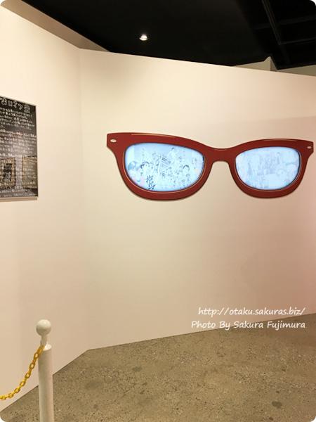 アキバCOギャラリーにて開催されていた「久保ミツロウ展」入ると眼鏡!