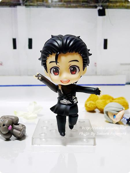 ユーリ!!! on ICE「ねんどろいど勝生勇利」笑顔