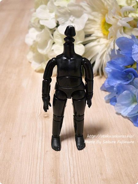 オビツ製作所 オビツ11ボディ ブラック[黒]素体全体