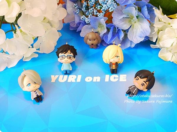 「ユーリ!!! on ICE 設定資料集」裏表紙