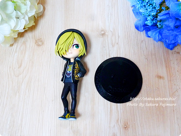 「Q posket prince ユーリ!!! on ICE-Yuri Plisetsky-」中身全部