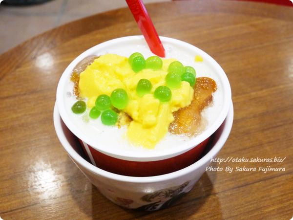 コールド・ストーン・クリーマリー (Cold Stone Creamery)  東京スカイツリー・ソラマチ店 ユーリ!!! on ICEコラボ 勇利 KATSUDO on ICEアップ