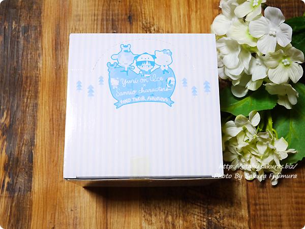 エイコー「ユーリ!!! on ice×sanrio charactersもちころりん」ボックス買い 外箱