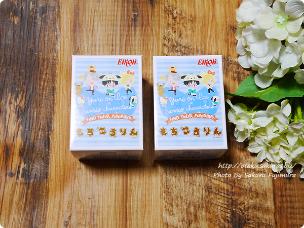 エイコー「ユーリ!!! on ice×sanrio charactersもちころりん」ボックス買い 単品 箱