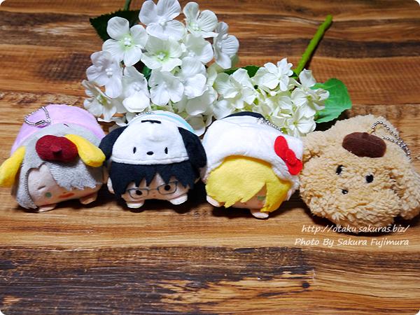 エイコー「ユーリ!!! on ice×sanrio charactersもちころりん」全4種類 その1
