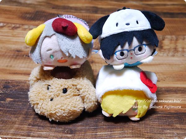 エイコー「ユーリ!!! on ice×sanrio charactersもちころりん」全4種類 その2