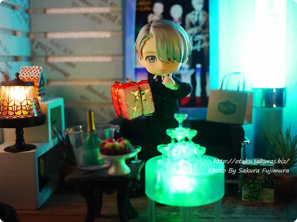 勝生勇利生誕祭2017 YOIオビツろいどとお祝いパーティー 準備中