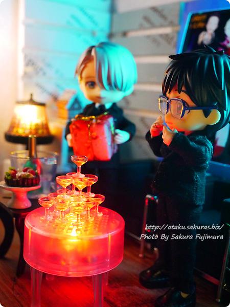 勝生勇利生誕祭2017 YOIオビツろいどとお祝いパーティー その2