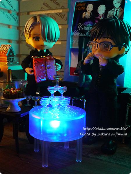 勝生勇利生誕祭2017 YOIオビツろいどとお祝いパーティー その3