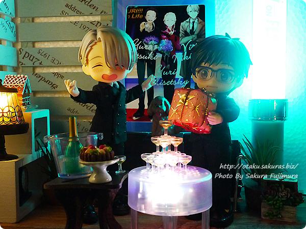 勝生勇利生誕祭2017 YOIオビツろいどとお祝いパーティー その4