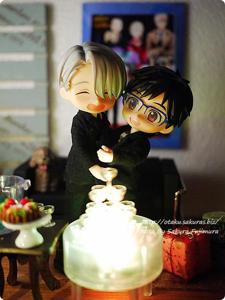勝生勇利生誕祭2017 YOIオビツろいどとお祝いパーティー その5