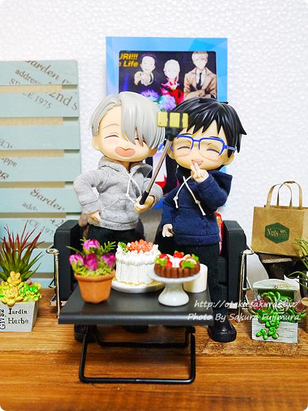 勝生勇利生誕祭2017 YOIオビツろいどとお祝いパーティー その12