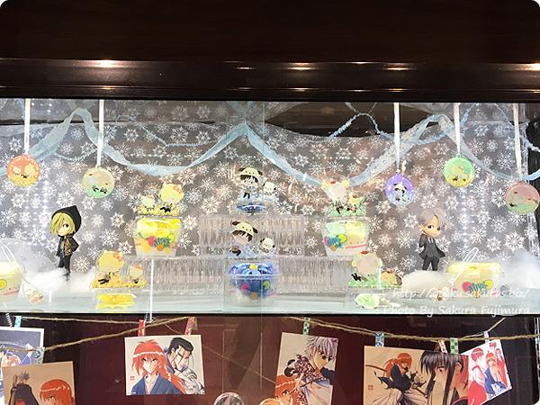 【一番カフェ アイス】ユーリ!!! on ICE × サンリオキャラクターズセガ新宿歌舞伎町店 その2