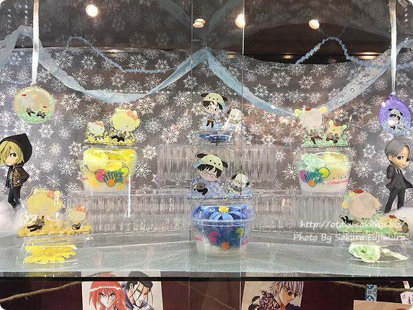 【一番カフェ アイス】ユーリ!!! on ICE × サンリオキャラクターズセガ新宿歌舞伎町店 その3